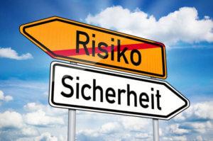 Risko oder kein Risiko. Das ist hier die Frage?